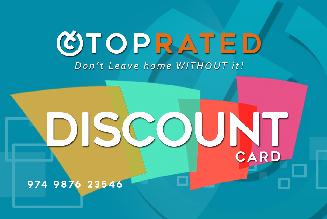 The Toprated discount card that gives you instant discounts
