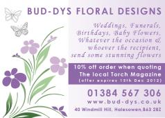BUD-DYS FLORAL DESIGNS