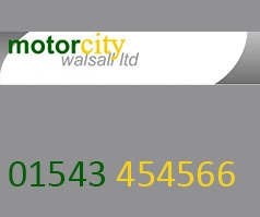 Motor City Walsall Limited