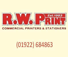 R W Print & Stationers