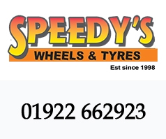 Speedys Wheels