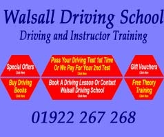 Walsall Driving School