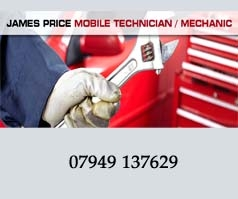 James Price Mobile Mechanic