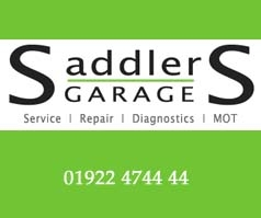 Saddlers Garage (Walsall) Ltd