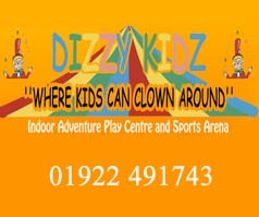 Dizzy Kidz Playhouse