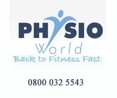 Physio World physiotherapists