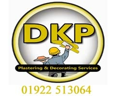 DKP plastering and decorating services