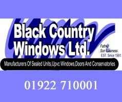 Black Country Windows