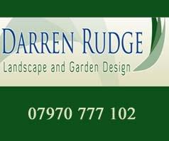 Darren Rudge: Landscape & Garden Design