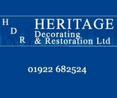 Heritage Decorating & Restoration Ltd