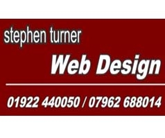 Stephen Turner - Web Design