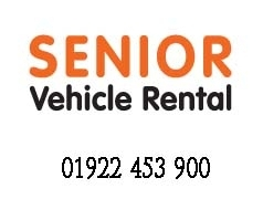 Senior Vehicle Rental