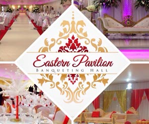 Eastern Pavilion Banqueting Hall