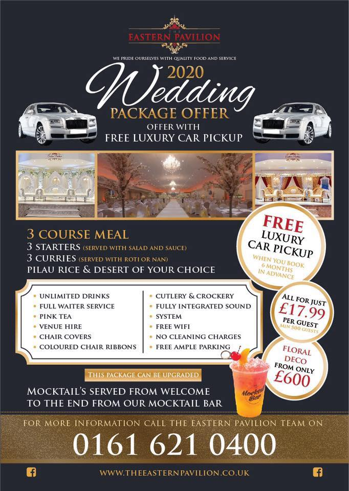 Wedding Package Offer