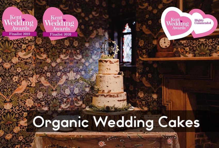 Organic Weding Cakes